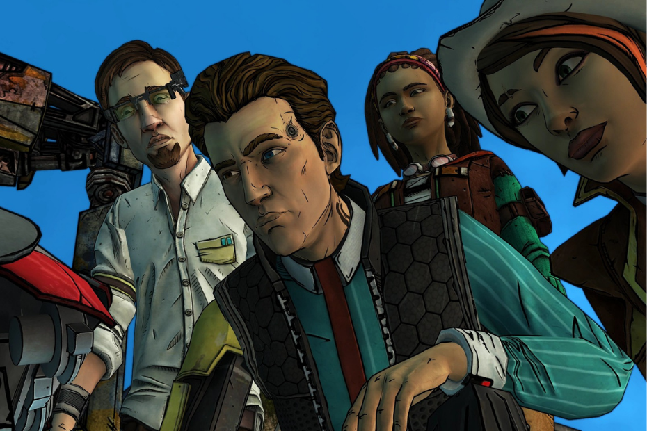 Got a Switch? Go Play Tales from the Borderlands!