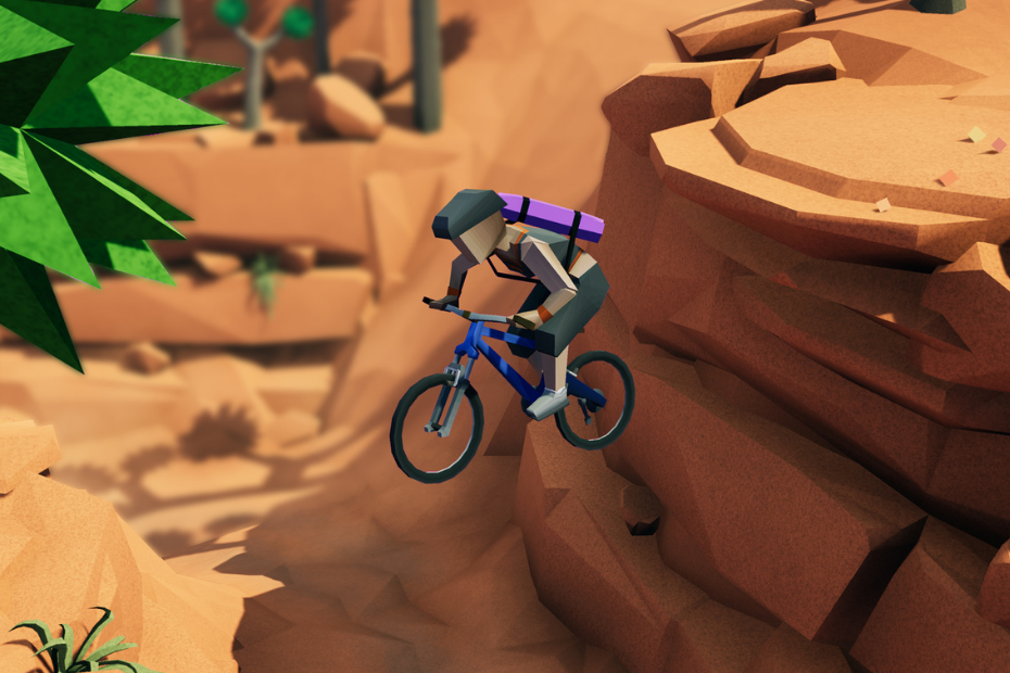 Lonely Mountains: Downhill & Eldfjall Island Update Review