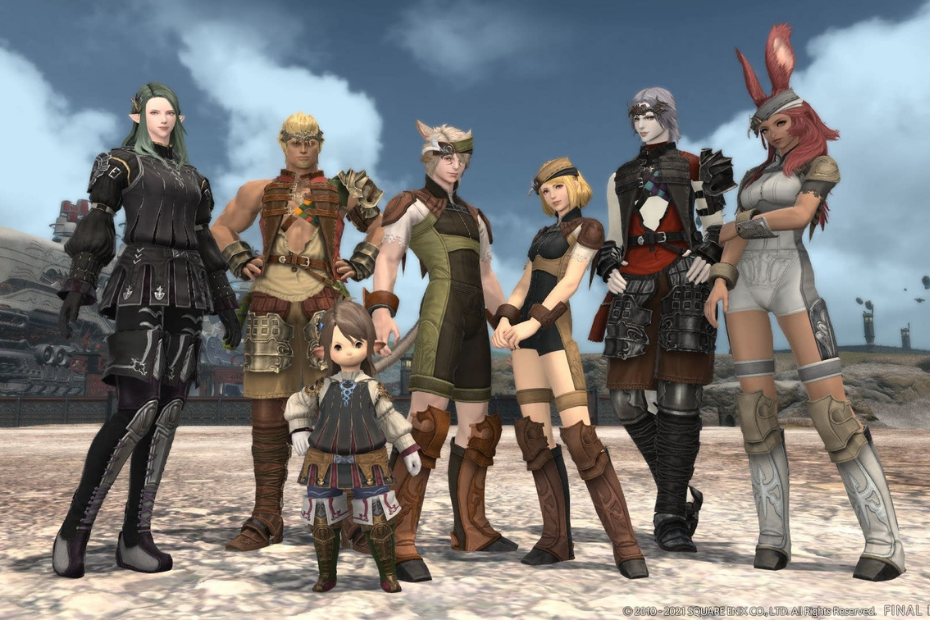 A Journey into the Unknown With Final Fantasy XIV