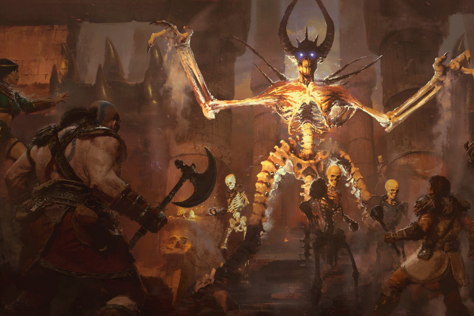 Diablo II Resurrected Review—To Hell and Back