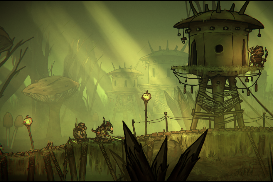 Odd Bug Studio's Tails of Iron Reviewed